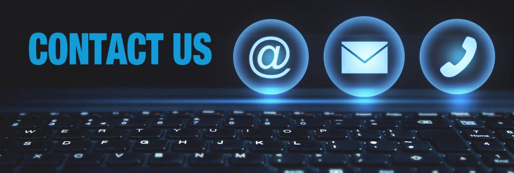 Get to us through mails for fast and quick respond anytime
