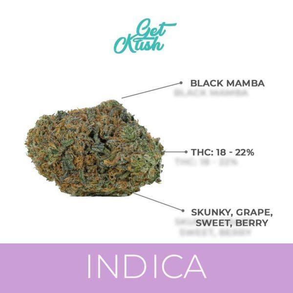 buy black mamba kush online