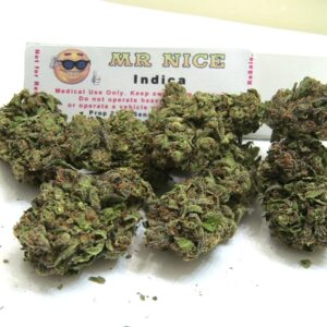 Buy Mr. Nice Marijuana Online
